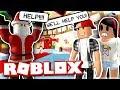 ROBLOX SAVE CHRISTMAS OBBY!