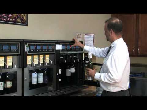 Wine Dispensing Systems Driving Retail Sales - Total Wine & More