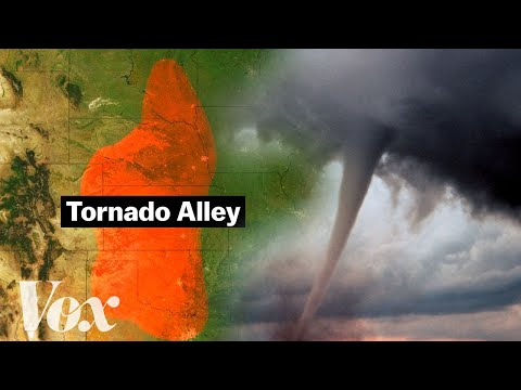 The Science Behind the Infamous Tornado Alley Explained