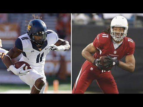 Kevin White's NFL Comparison