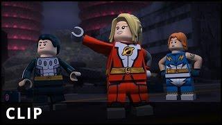 Nonton Lego Dc Justice League  Cosmic Clash     Legion Of Superheroes Clip     Warner Bros  Uk Film Subtitle Indonesia Streaming Movie Download