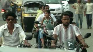 Solapur India  City new picture : A day in the life of middle class India: Solapur, Maharashtra