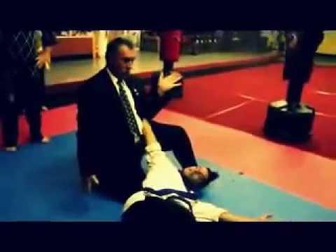 Grand Master Kirschbaum on Self Defense