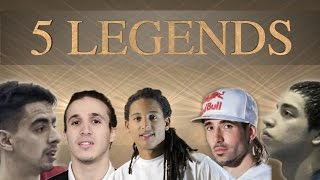 Video 5 LEGENDS PLAYING FUTSAL! MP3, 3GP, MP4, WEBM, AVI, FLV November 2017