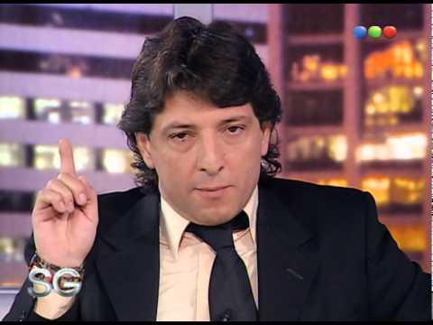 Chiste de Sergio Gonal El problema  Susana Giménez 2007