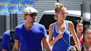 Leonardo DiCaprio And Toni Garrn Reportedly Moving In Together