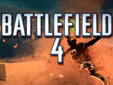 Battlefield 4 Launch Funny Moments Gameplay with The Crew! #3  (BF4 Multiplayer Gameplay)