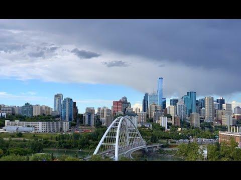 Edmonton - Alberta - Summer 2020 (driving tour)