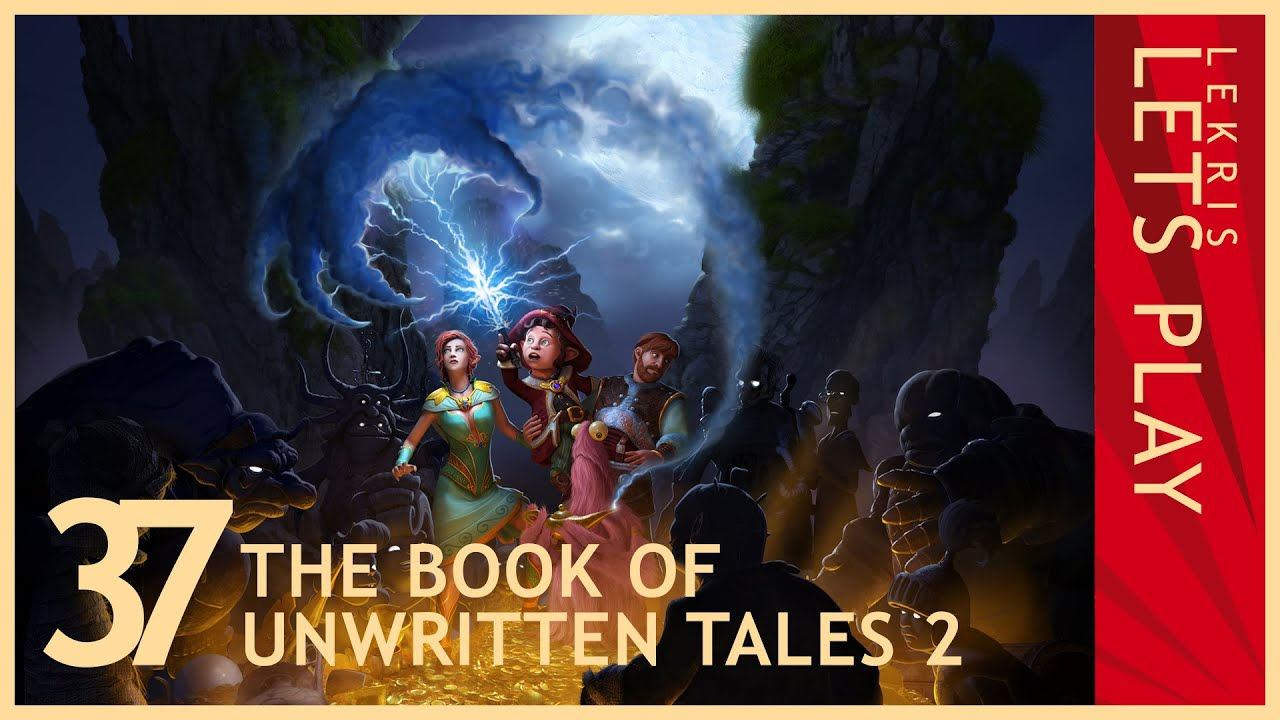 The Book of Unwritten Tales 2 - Kapitel 3 #37 - Der Götter Gunst