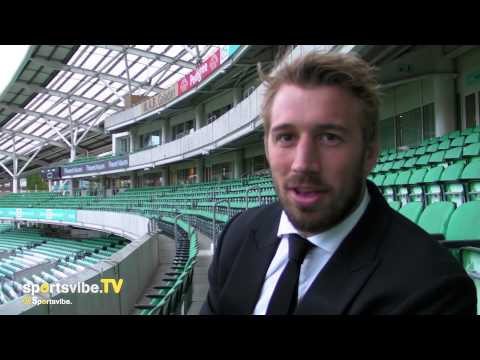 Chris Robshaw On The Lions, &#39;Quins, And Life