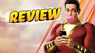 Shazam - Review! by Clevver Movies