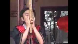 Nhạc Dân Tộc Việt Nam At Chinese Garden