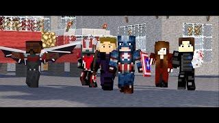 Video Minecraft Animation: Capitán América Civil War Tv Spot Español Latino download in MP3, 3GP, MP4, WEBM, AVI, FLV January 2017
