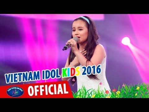 MẸ TÔI - KHÁNH LINH - VIETNAM IDOL KIDS 2016 GALA 2