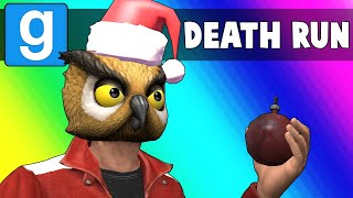 Gmod Death Run Funny Moments - Traps Under the Tree and Laggy Jenga! (Garry's Mod)