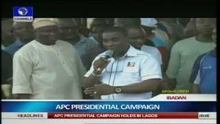 APC Presidential Rally Ibadan Part 1