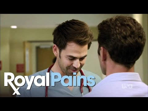 Royal Pains 3.13 (Preview)