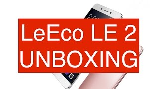 Video: Unboxing e Benchmark LeEco Le 2 (LeTV) ...