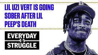 Video Lil Uzi Vert Is Going Sober After Lil Peep's Death | Everyday Struggle MP3, 3GP, MP4, WEBM, AVI, FLV Mei 2018