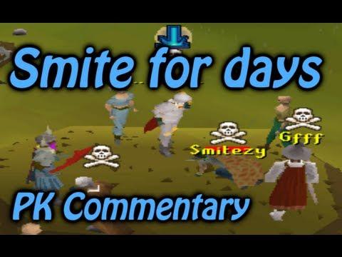 RuneScape 2007 | Initiate Pure PKing at Edgeville (видео)