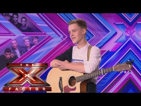 TheXFactorUK - Visit the official site: http://itv.com/xfactor Mancunian cutie Reece Bibby won the hearts of all four judges with his performance of Disclosure's Latch, it ...