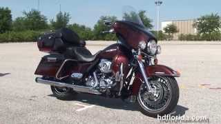4. Used 2011 Harley Davidson Electra Glide Ultra Limited Motorcycles for sale  - Lakeland, FL