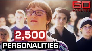 Video Woman with 2,500 personalities says they saved her from shocking child abuse | 60 Minutes Australia MP3, 3GP, MP4, WEBM, AVI, FLV Juni 2019