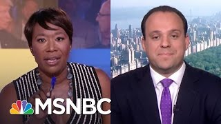 MSNBC Terror Analyst, Malcom Nance and senior advisor for Donald Trump, Boris Epshteyn, join AM Joy for a heated discussion ...