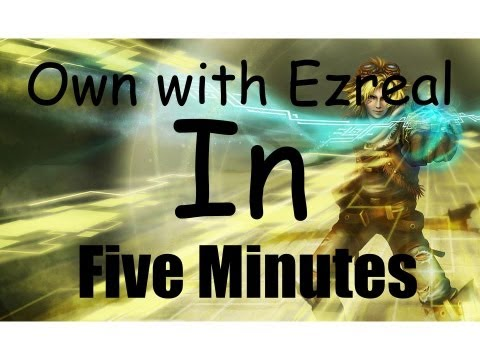 ezreal build - Do you need a map? Do you want to play a ranged carry with good poke? Is your explorer's itemization up to the task? Well this Ezreal guide is here to help y...
