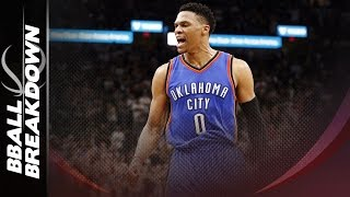 Russell Westbrook: The Good, Bad, Meh in Game 5 vs Spurs by BBallBreakdown