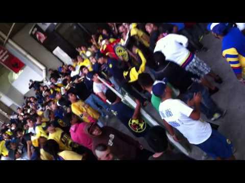 ritual del kaoz 2013 salida vs morelia - Ritual Del Kaoz - América