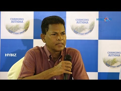 Changing Asthma with Every Breath-Dr. PNS Reddy