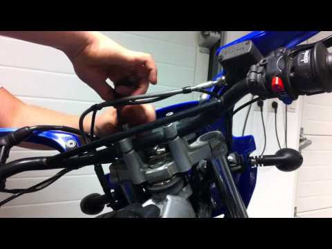 comment regler retroviseur moto