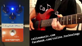 Download Lagu Caline CP-14 Englishman Overdrive Demo Mp3