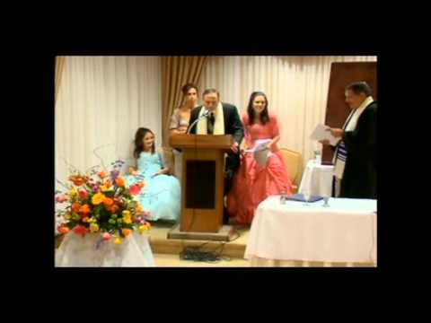 B'not Mitzvah Service Part 7 of 8