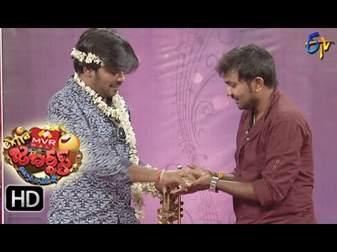 Venky Monkies Performance | Extra Jabardasth | 24th November 2017