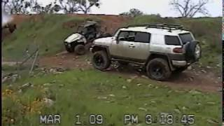 La Grange off road park this bad ass FJ out climbs all these rockcrawlers.