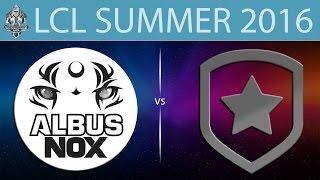 ANoX vs Gambit.CIS, game 1