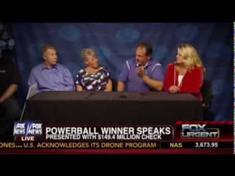 Minnesota Powerball Winner Paul White WINS Prize of $149 million – Hilarious Press Conference