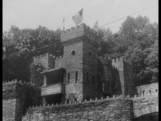 Chateau  LaRoche,  The  Loveland  Castle,  Loveland,  Ohio