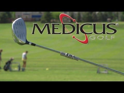 Medicus Dual Hinge Golf Training Aid