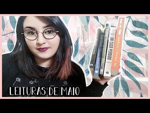 LEITURAS DE MAIO (2018) |  por Carol Sant