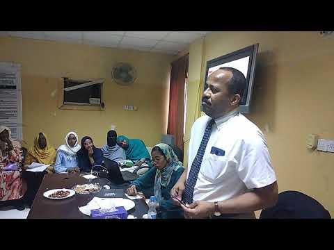 ورشة عمل تأهيل مستشفى محمد الأمين حامد للأطفال أم درمان
