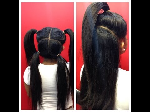 Vixen sew-in weave braiding tutorial (Nynystyle1) | Look At Her Hair