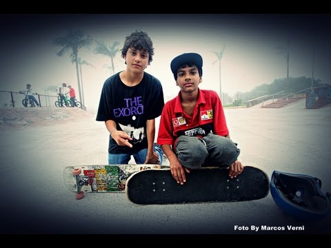 Martin Verni e Leandro Beltrão / Skate Park Silvina