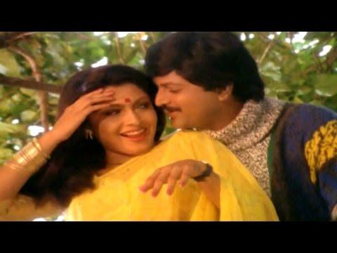 Alludugaru Movie     Muddabanthi Puvvulo Video Song    Mohan Babu, Shobana, Ramya Krishnan,