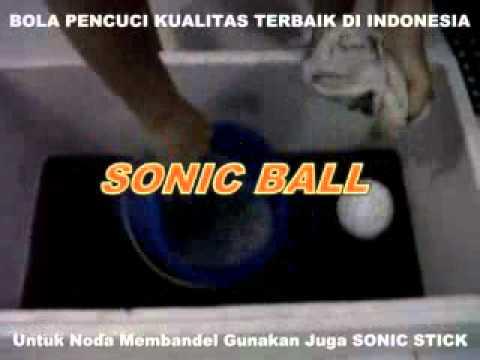 SONIC BALL Kualitas No.1 Indonesia DIJAMIN !!!