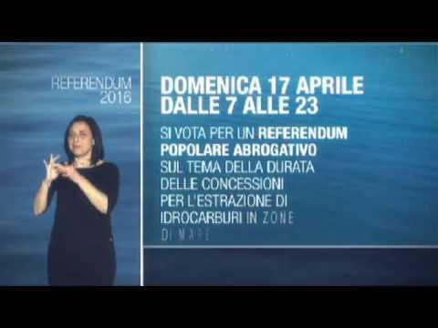 Referendum trivelle, urne aperte fino alle 23: come votare