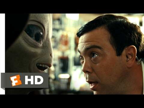 Paul (2011) - Spaceman Balls Scene (8/10) | Movieclips