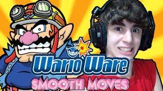 L'ADRENALINA CHE SALE! - Wario Ware: Smooth Moves